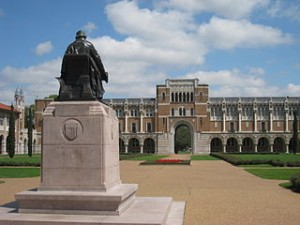 320px-Rice_University_-_Rice_statue_with_Lovett_Hall