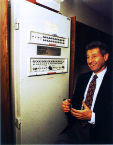 By Leonard Kleinrock [Public domain], via Wikimedia Commons