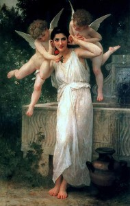 Youth (1893) by William-Adolphe Bouguereau (1825-1905) [Public domain], via Wikimedia Commons