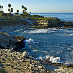 """La Jolla Cove view"" by Dirk Hansen (Own work) [CC BY-SA 3.0 (http://creativecommons.org/licenses/by-sa/3.0)], via Wikimedia Commons"