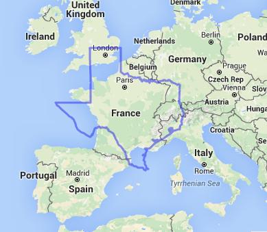 Texas-France