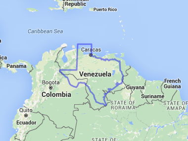 Texas-Venezuela